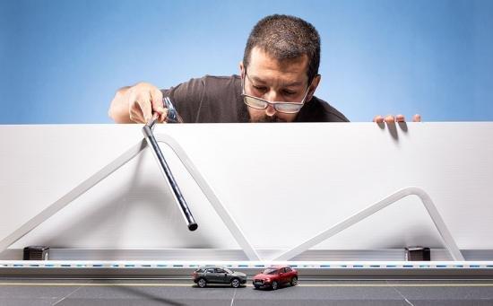 Đột nhập hậu trường chụp hình ảnh quảng cáo siêu đẹp của xe Audi 098