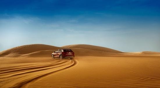Đột nhập hậu trường chụp hình ảnh quảng cáo siêu đẹp của xe Audi 1