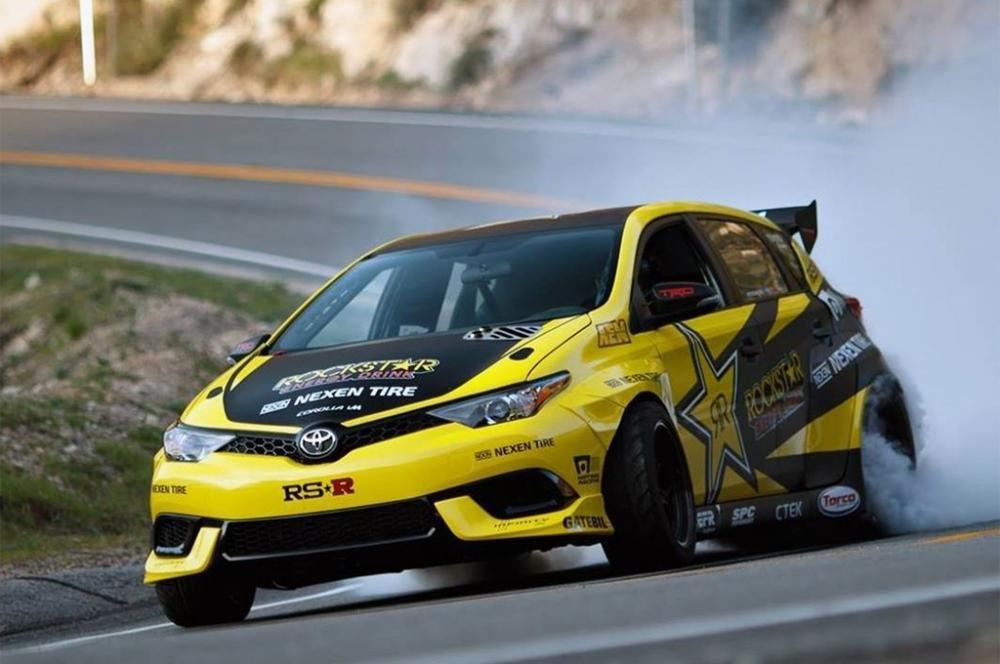 Toyota Corolla iM độ công suất 1.000 mã lực để đủ tiêu chuẩn làm xe đua 1