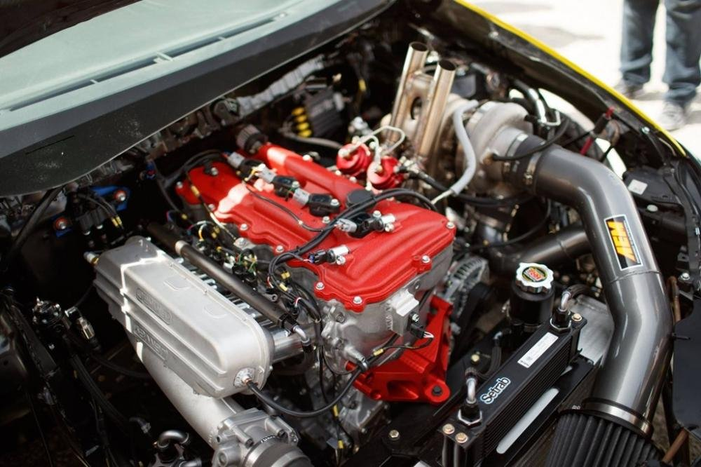 Toyota Corolla iM độ công suất 1.000 mã lực để đủ tiêu chuẩn làm xe đua 8