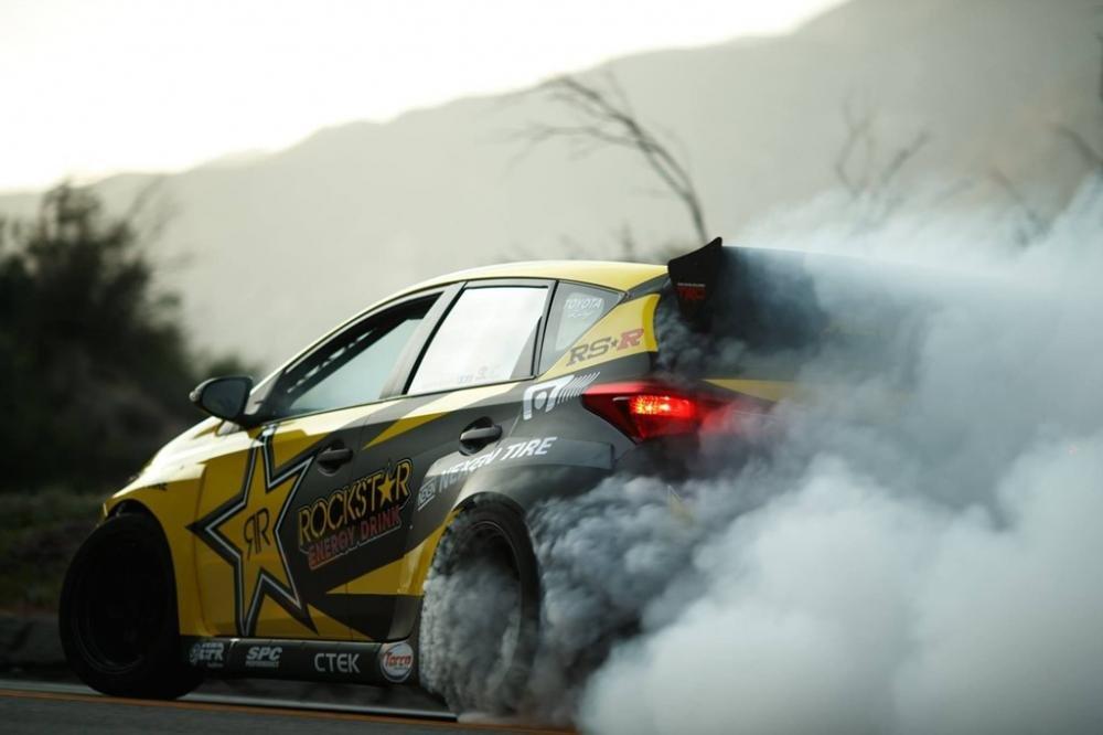 Toyota Corolla iM độ công suất 1.000 mã lực để đủ tiêu chuẩn làm xe đua 3