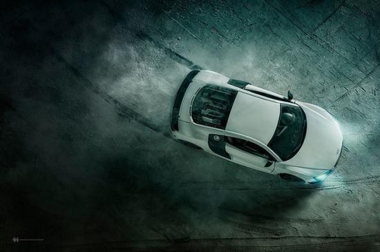 Đột nhập hậu trường chụp hình ảnh quảng cáo siêu đẹp của xe Audi 3