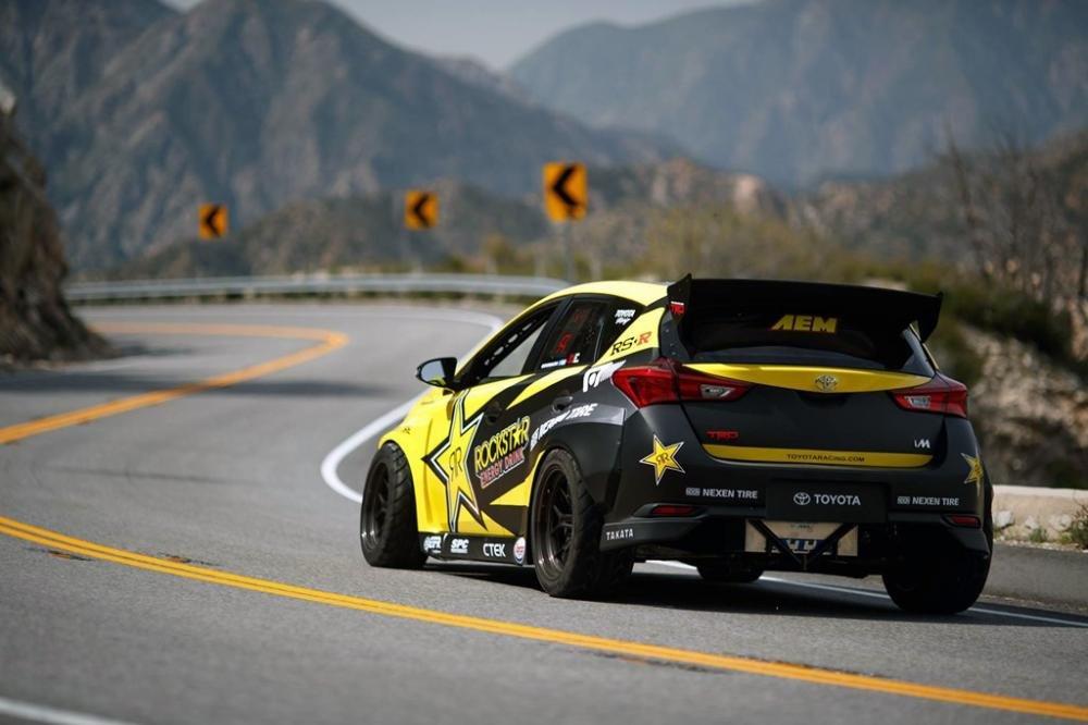 Toyota Corolla iM độ công suất 1.000 mã lực để đủ tiêu chuẩn làm xe đua 7