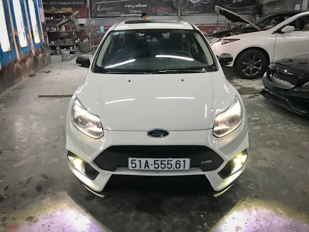 """Ford Focus """"lột xác"""" với gói độ bodykit RS của dân chơi Sài Gòn 7"""