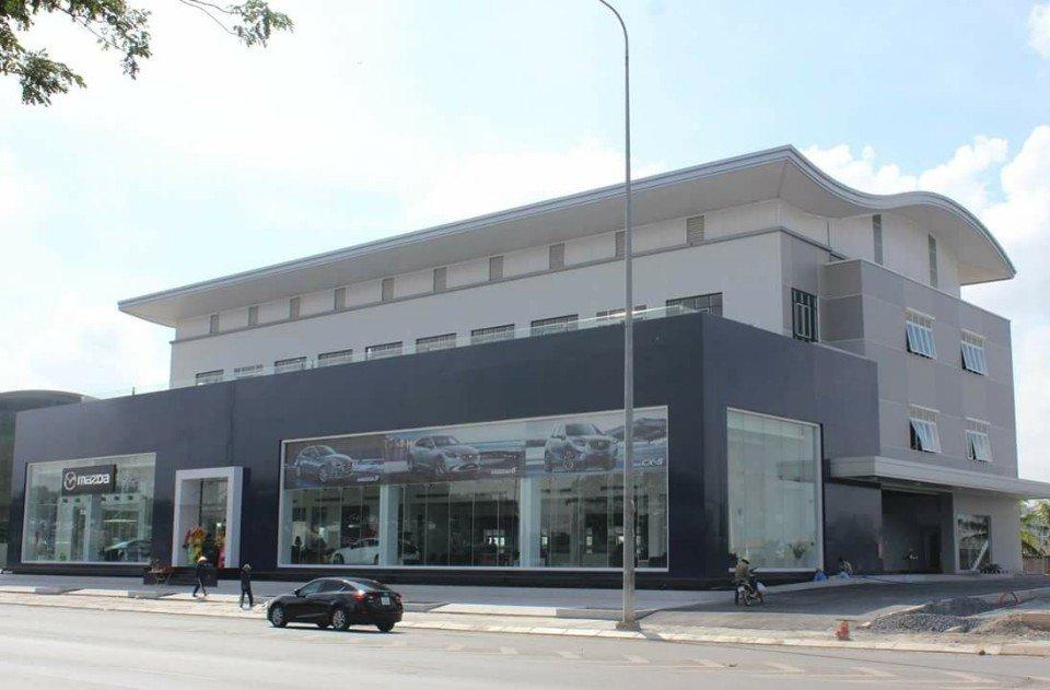 Mazda Bình Tân