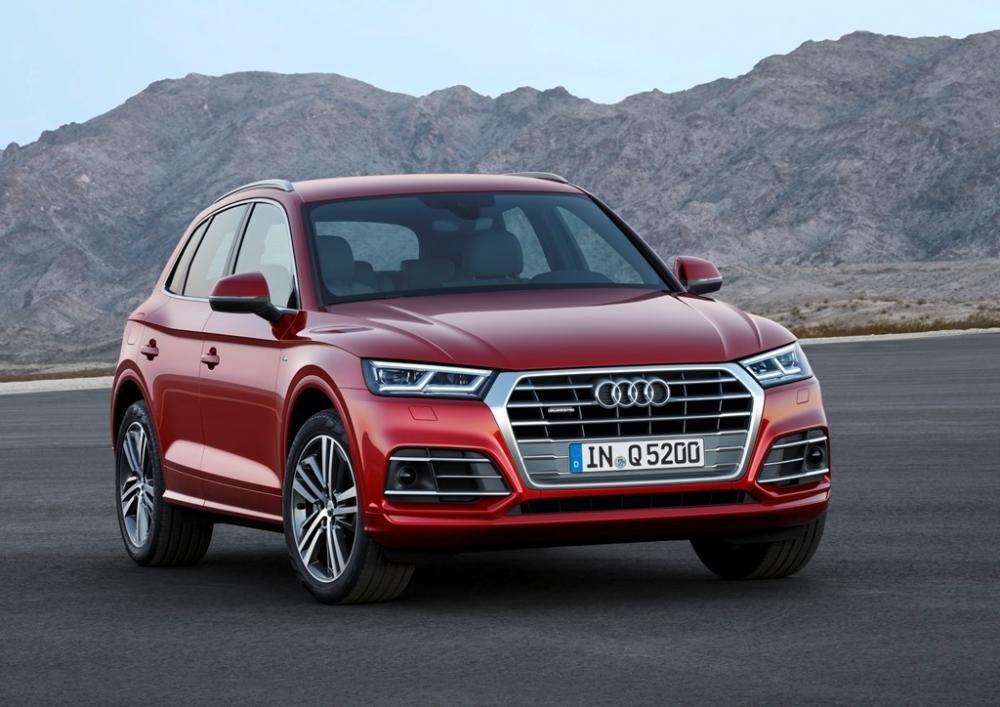 """Đánh giá xe Audi Q5 2017: Niềm kiêu hãnh khi """"vần"""" vô lăng trên phố 1"""