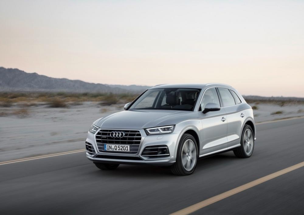 """Đánh giá xe Audi Q5 2017: Ngoại hình """"gồ ghề"""" hơn so với model tiền nhiệm 1"""