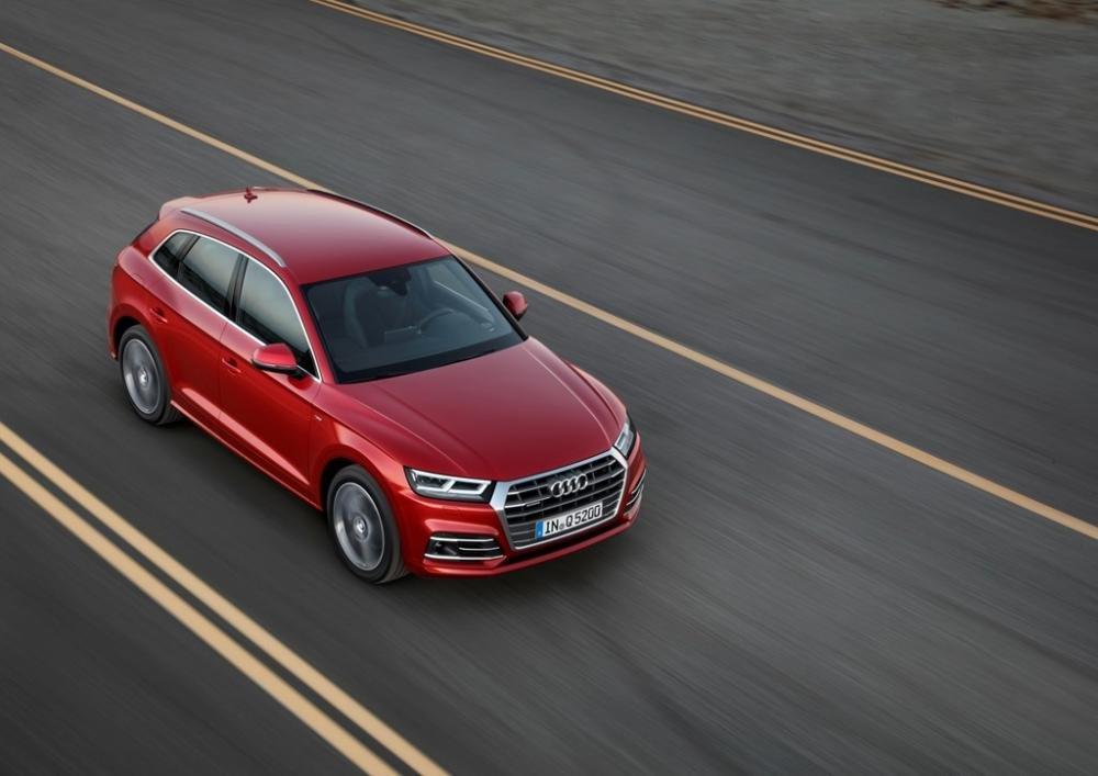 Audi Q5 2017 đem lại cảm giác tự tin, vững vàng khi vận hành 1