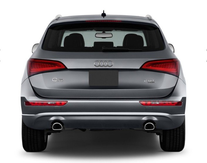 """Đánh giá xe Audi Q5 2017: Sự """"hầm hố"""" được thể hiện rất rõ ở cụm đèn hậu LED tái thiết kế 1"""