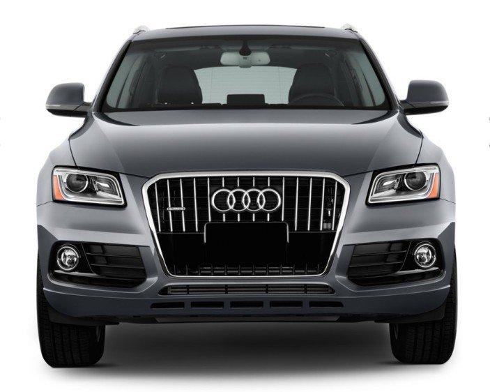 Đánh giá xe Audi Q5 2017: Đầu xe nổi bật với lưới tản nhiệt đặc trưng 1