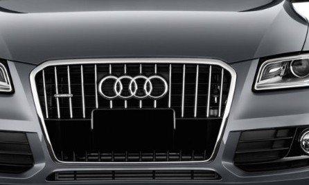 Đánh giá xe Audi Q5 2017: Lưới tản nhiệt đặc trưng 1