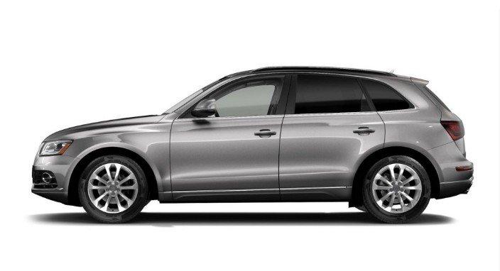 Đánh giá xe Audi Q5 2017: Thân xe mềm mại hơn nhờ các đường beltline tròn, tinh tế 1