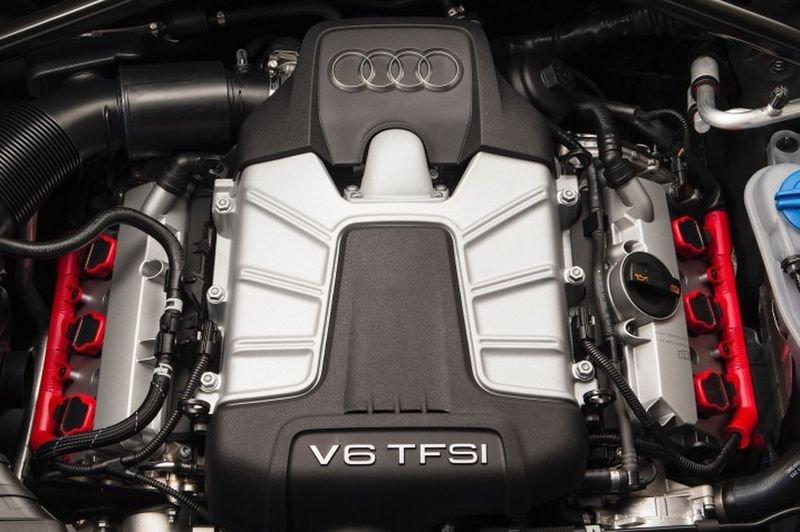 Khối động cơ của Audi Q5 2017 sẽ kết hợp kèm với hệ dẫn động 4 bánh và hộp số tự động 8 cấp 1