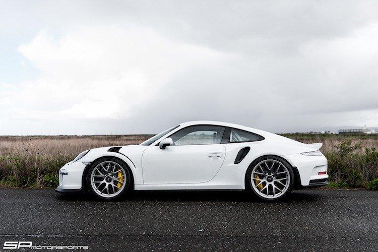 """Siêu xe Porsche 911 GT3 RS """"độ"""" 911R như xịn - ảnh 2"""
