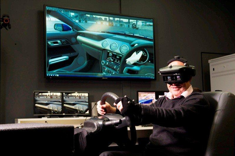 Mua ô tô dễ dàng hơn với công nghệ lái thử thực tế ảo 2.