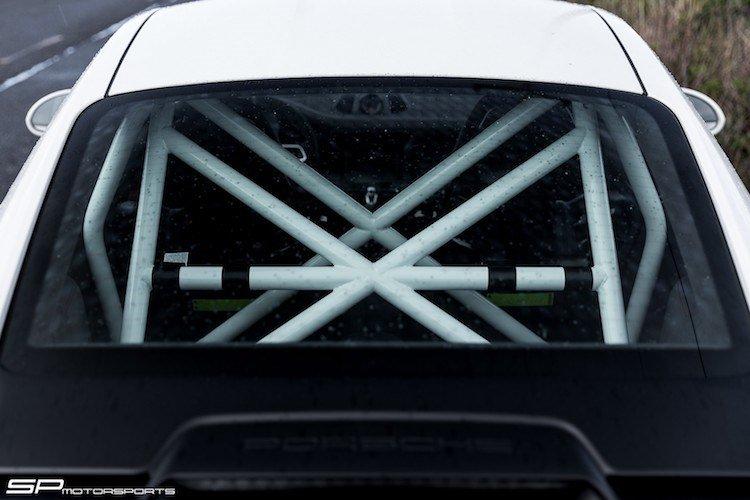 """Siêu xe Porsche 911 GT3 RS """"độ"""" 911R như xịn - ảnh 6"""