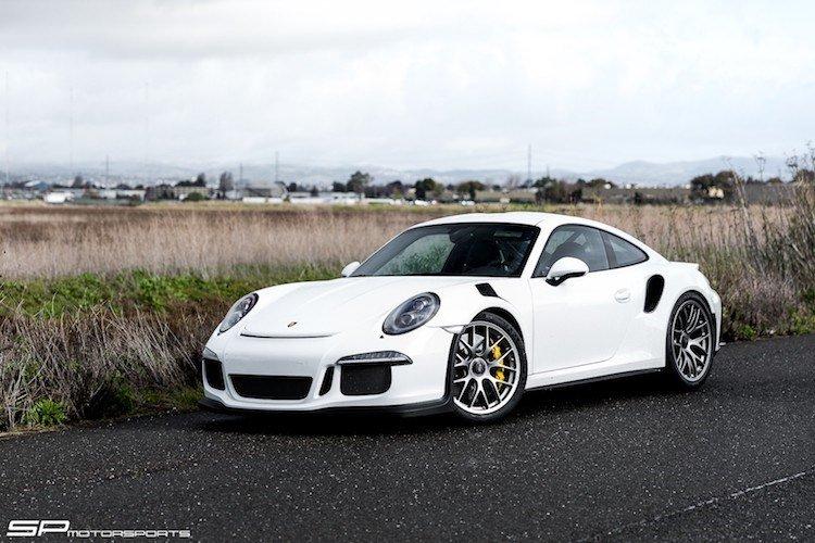 """Siêu xe Porsche 911 GT3 RS """"độ"""" 911R như xịn"""