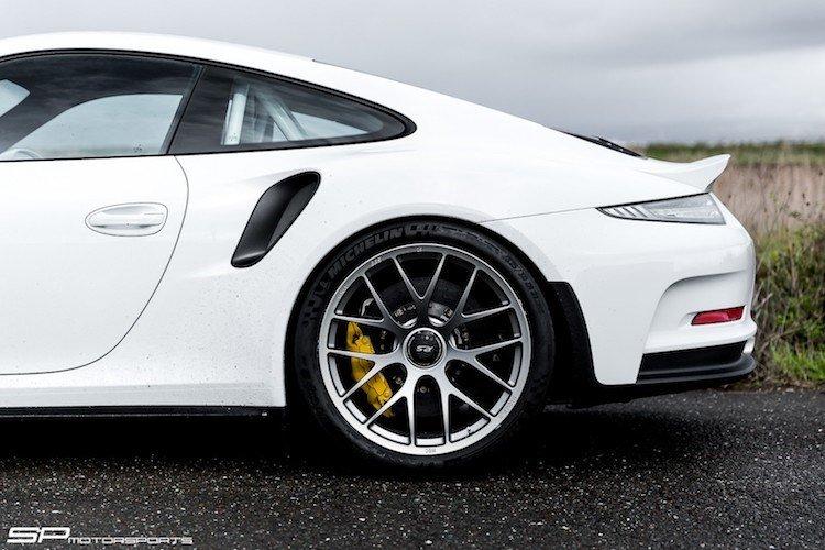"""Siêu xe Porsche 911 GT3 RS """"độ"""" 911R như xịn - ảnh 7"""