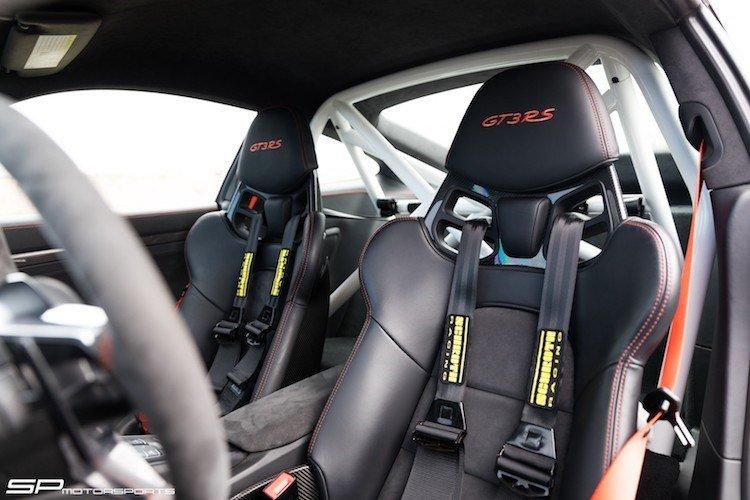"""Siêu xe Porsche 911 GT3 RS """"độ"""" 911R như xịn - ảnh 5"""