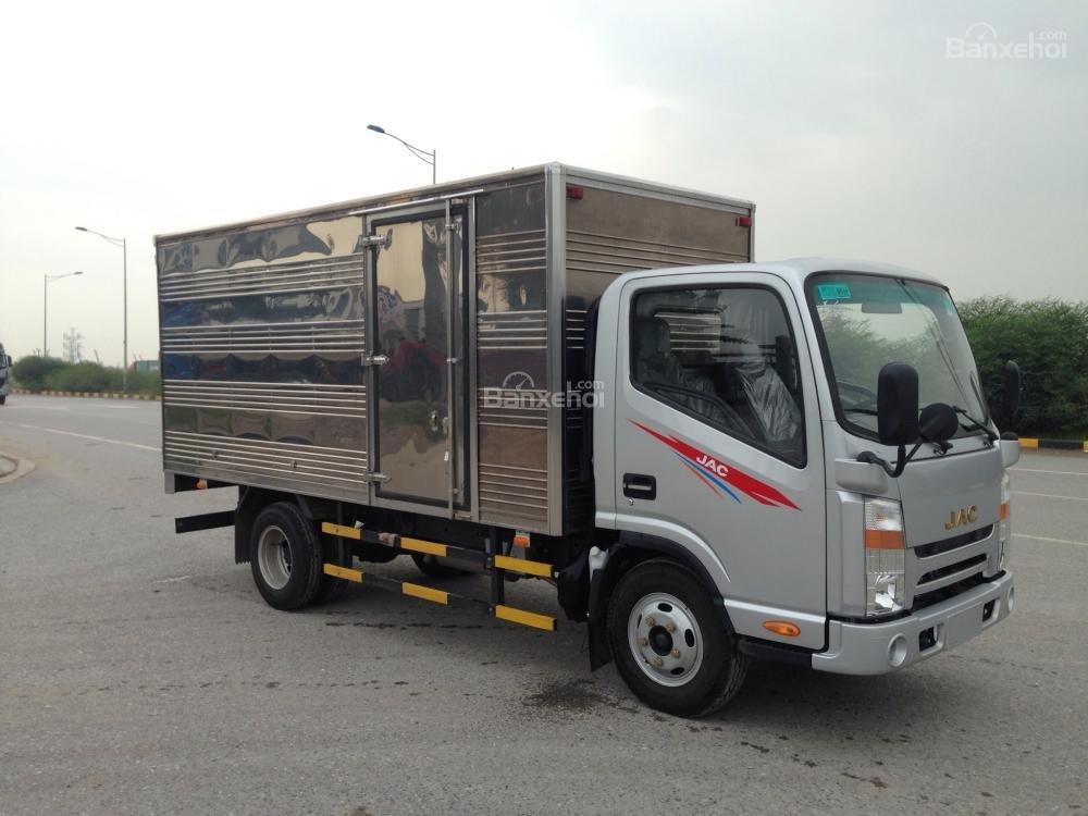 Bán xe tải Jac 3.5 tấn Hà Nội, xe tải 3 tấn máy Isuzu, giá rẻ Bắc Ninh (7)
