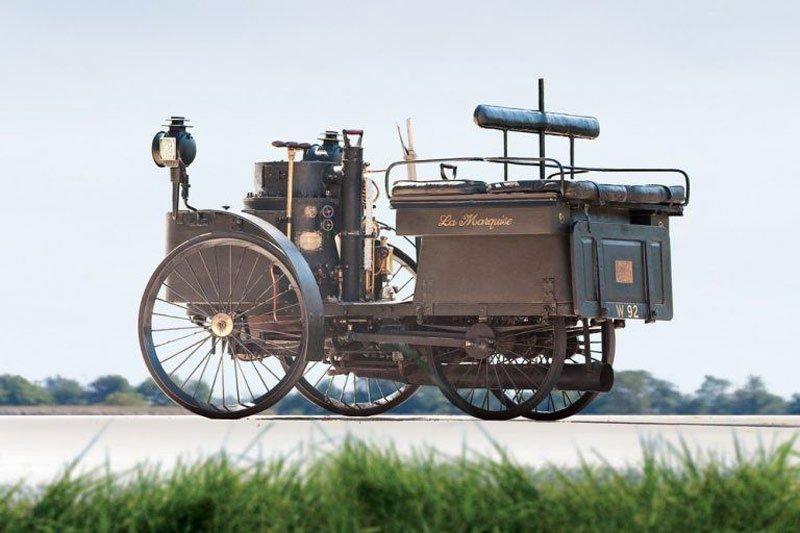 Ngắm 10 mẫu xe lâu đời nhất trong lịch sử ngành công nghiệp ô tô 4
