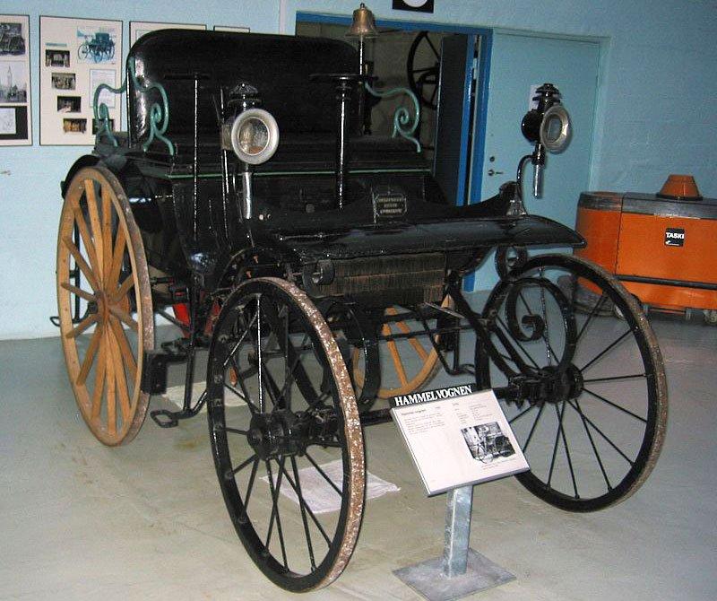 Ngắm 10 mẫu xe lâu đời nhất trong lịch sử ngành công nghiệp ô tô 6