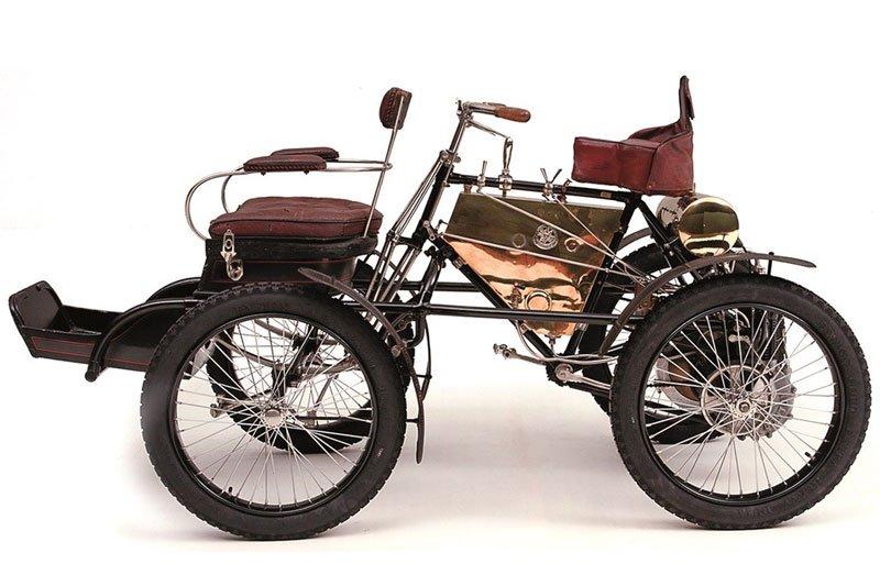 Ngắm 10 mẫu xe lâu đời nhất trong lịch sử ngành công nghiệp ô tô 8