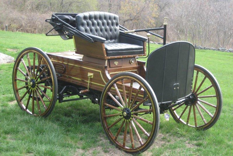 Ngắm 10 mẫu xe lâu đời nhất trong lịch sử ngành công nghiệp ô tô 9
