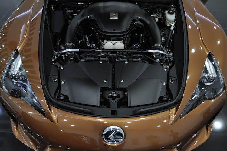Ngắm siêu xe Lexus LFA màu độc giá 14,6 tỷ đồng - ảnh 6