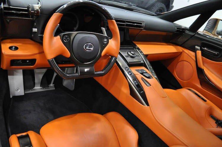 Ngắm siêu xe Lexus LFA màu độc giá 14,6 tỷ đồng - ảnh 4