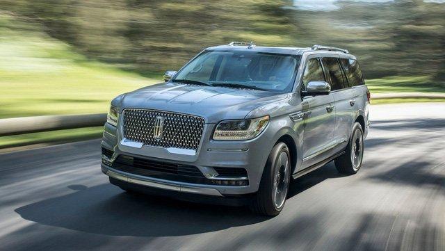 Đánh giá xe Lincoln Navigator 2018 về mức tiêu hao nhiên liệu.