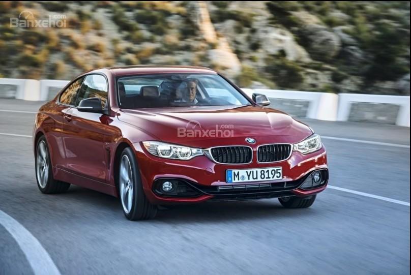 """Đánh giá xe BMW 4-Series 2017: """"Người anh em"""" thú vị hơn BMW 3-Series."""