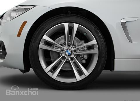 Đánh giá xe BMW 4-Series 2017: Mâm xe hợp kim.