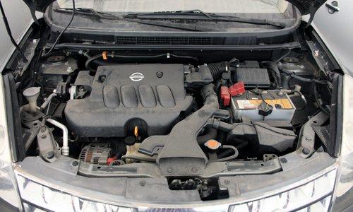 Nissan Grand Livina có động cơ 1.8L cho công suất 126 mã lực