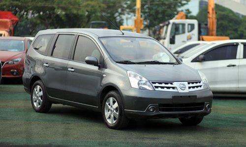 Nissan Grand Livina được săn đón nhiều trong những chiếc xe cũ 7 chỗ giá rẻ