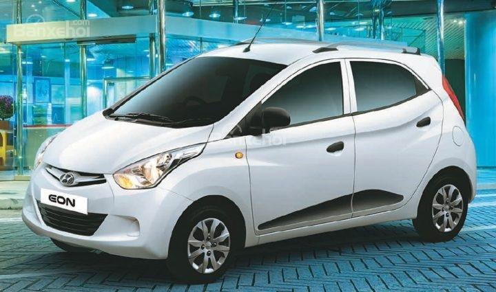 Hyundai Eon Sports Edition ra mắt tại Ấn Độ với giá 6.000 USD.