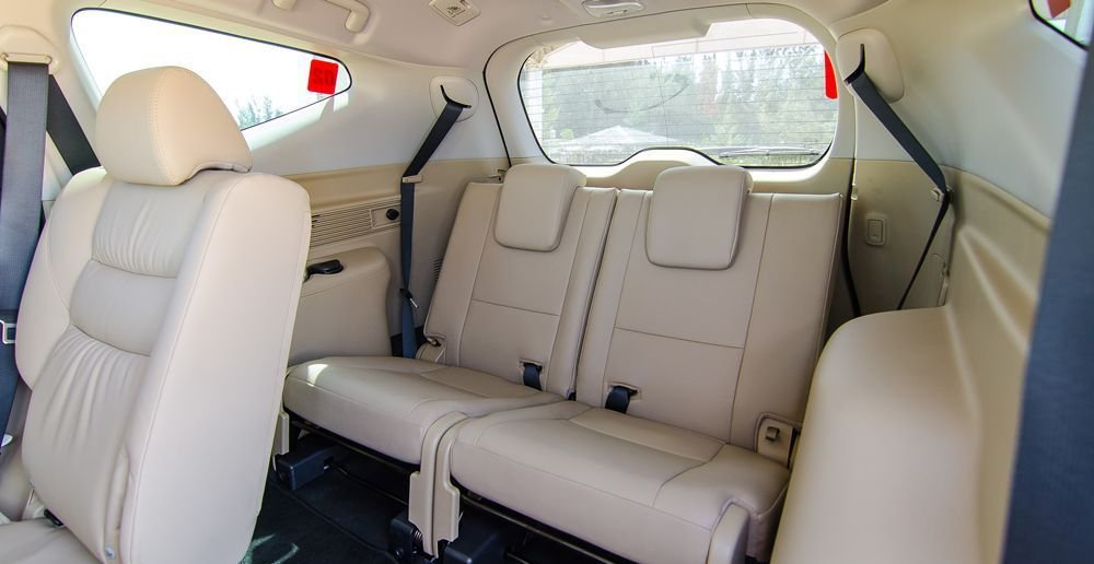 Đánh giá xe Mitsubishi Pajero Sport 2017: Hàng ghế 2+3 có thể gập linh hoạt tùy mục đích sử dụng''''''''''''''''