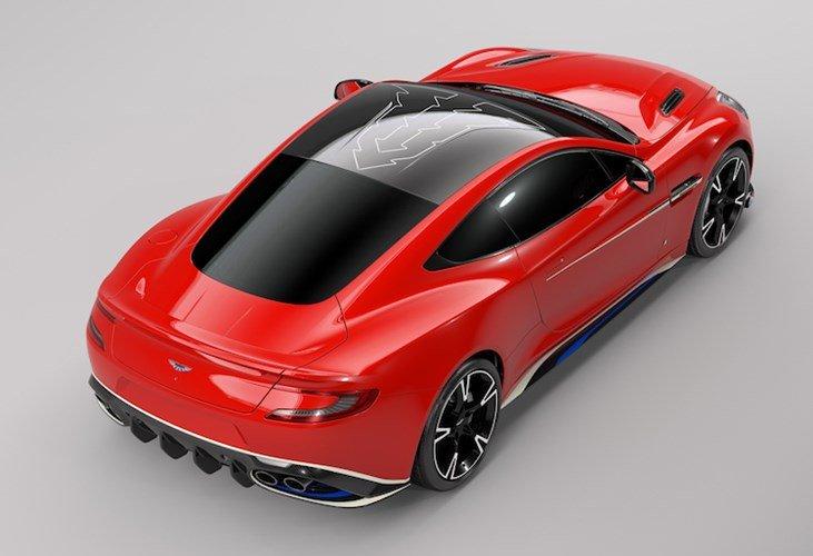 Aston Martin Vanquish S Red Arrow 3
