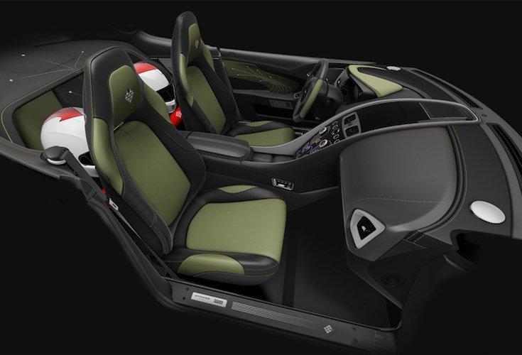 Aston Martin Vanquish S Red Arrow 4