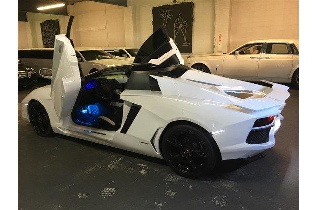 """Bất ngờ trước """"hàng nhái"""" Lamborghini Aventador giá chỉ 55.000 USD 3"""