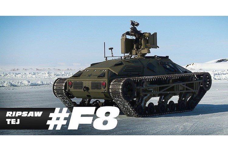 """Dàn xe khủng trong """"bom tấn"""" Fast & Furious 8 - ảnh 17"""