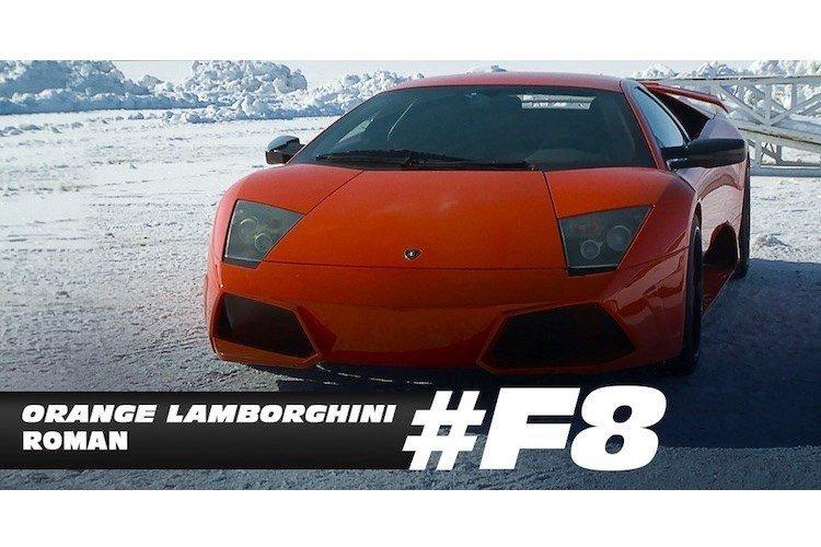 """Dàn xe khủng trong """"bom tấn"""" Fast & Furious 8 - ảnh 15"""