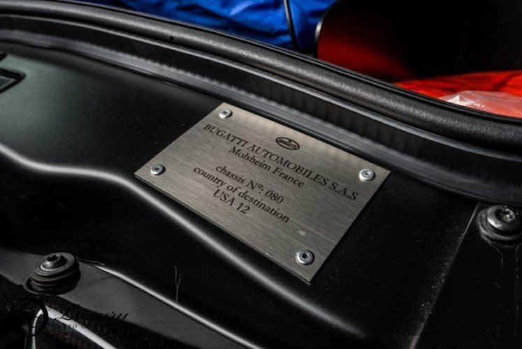 Bugatti Veyron Grand Sport Vitesse 9
