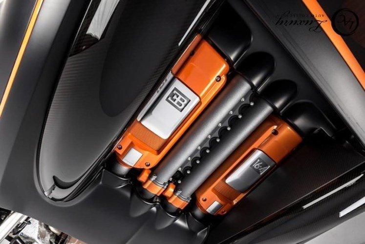 Bugatti Veyron Grand Sport Vitesse 7