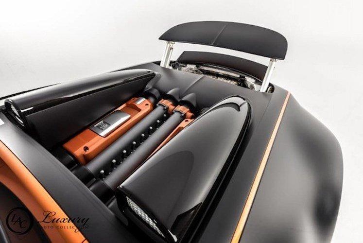 Bugatti Veyron Grand Sport Vitesse 8