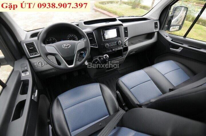 Bán xe Hyundai H350 Solati đời 2017, màu bạc, nhập khẩu chính hãng-2