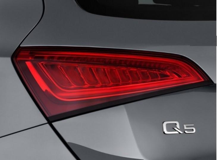 Đánh giá xe Audi Q5 2017: Đèn hậu LED 1