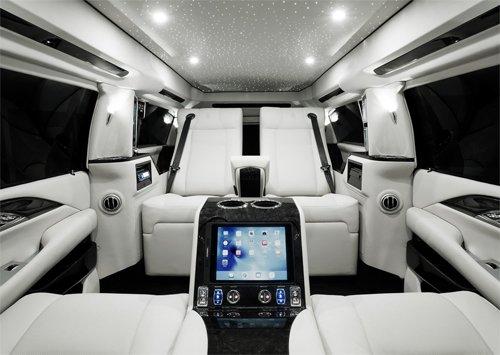 Ngắm nội thất xa xỉ trong mơ trên Cadillac Escalade độ 2
