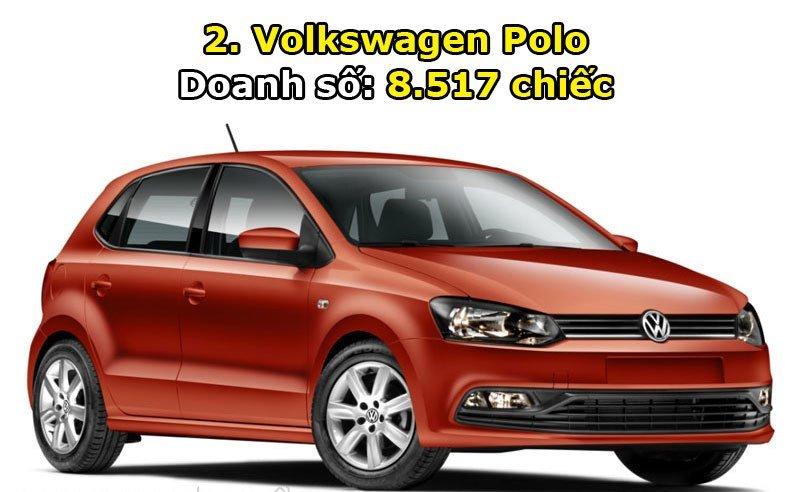 Khám phá 10 mẫu xe hơi được ưa chuộng nhất tại Đức trong tháng 3/2017 2