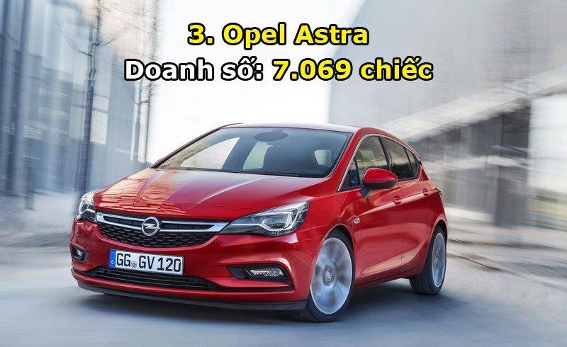 Khám phá 10 mẫu xe hơi được ưa chuộng nhất tại Đức trong tháng 3/2017 3
